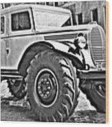 1939 Monster Truck Wood Print
