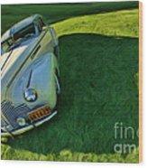 1940 Buick Wood Print