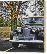 1940 Cadillac Coupe Wood Print