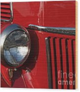 1941 Ford Flatbed Classic Wood Print