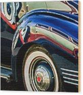 1941 Packard 110 Deluxe -1092c Wood Print