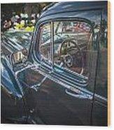 1946 Hudson Super Six Sedan  Wood Print
