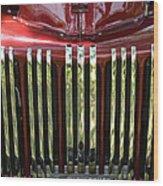 1947 Farm Truck Wood Print