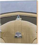 1947 Ford Super Deluxe Wagon Wood Print