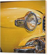 1947 Lincoln Continental Model 76h Wood Print