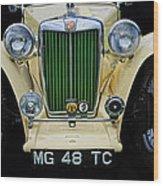 1948 Mgtc Wood Print