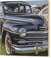 1948 Plymouth Special Deluxe Coupe  Wood Print