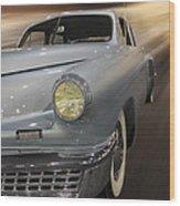 1948 Tucker Wood Print