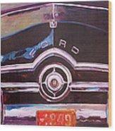 1949 Ford Wood Print