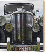1949 Jaguar  Wood Print