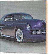 1949 Mercury Wood Print