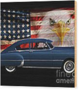 1949 Pontiac Tribute Roger Wood Print