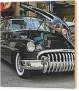 1950 Buick 2 Wood Print