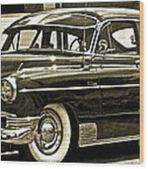 1950 Chevrolet Wood Print