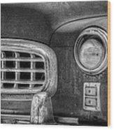 1950 Nash Statesman Wood Print