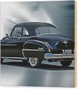 1950 Oldsmobile 88 Deluxe Club Coupe II Wood Print