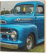 1951 Ford Wood Print