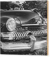 1951 Mercury Coupe - American Graffiti Wood Print