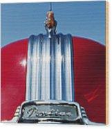 1951 Pontiac Chieftain  Wood Print by Tim Gainey