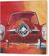1951 Studebaker Wood Print