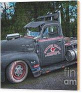 1952 Chevy Pickup Wood Print
