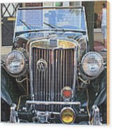 1952 Migi Front View Wood Print