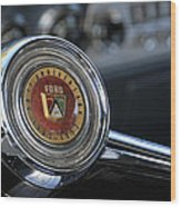 1953 50th Anniversary Ford Wood Print