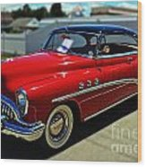 1953 Buick Wood Print
