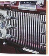 1953 Buick Skylark Wood Print