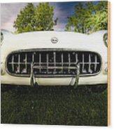 1954 Corvette Stingray Wood Print
