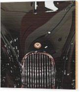 1953 Jaguar Xk 120 Se Roadster - 5d20058 Wood Print by Wingsdomain Art and Photography