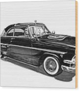 1954 Ford Skyliner Wood Print