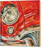 1955 Buick Century Wood Print
