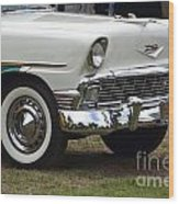 1956 Chevy Nomad  Wood Print