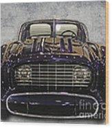 1955 Flajole Forerunner Wood Print