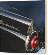 1955 Ford Thunderbird Wood Print