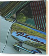 1955 Mercury Phaeton Wood Print