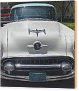 1955 Oldsmobile Ninety-eight Wood Print