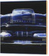 1955 Pontiac Wood Print