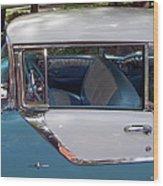 1955 Pontiac Star Chief Wood Print