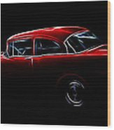 1956 Buick Special Wood Print