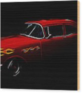 1956 Buick Wood Print