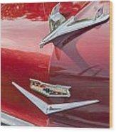 1956 Chervrolet Wood Print
