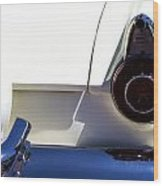 1956 Ford Thunderbird Wood Print