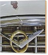 1956 Packard Caribbean Headlight Grill Wood Print