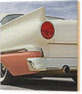 1957 Ford Fairlane Lowrider Wood Print