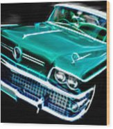 1958 Buick Special Wood Print by Phil 'motography' Clark