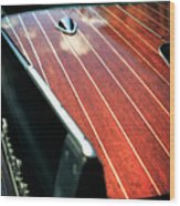 1958 Skipper Craft Wood Print