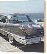 1959 Imperial Crown Wood Print