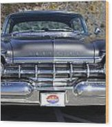 1959 Imperial Crown Coupe  Wood Print